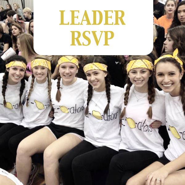 Leader RSVP