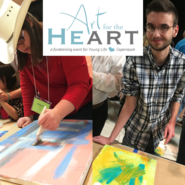 Art for the Heart 2016