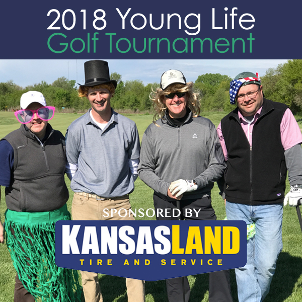 YOUNG LIFE Golf 2018 sponsored by KANSASLAND